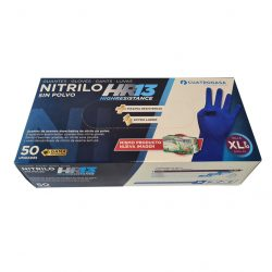 Guantes nitrilo HR13