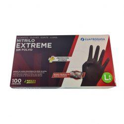Guantes nitrilo extreme sin polvo