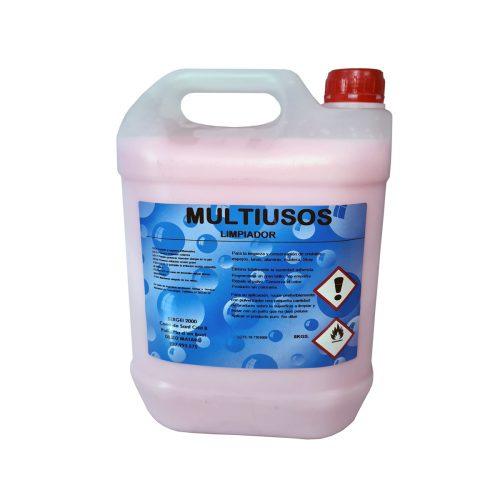 Limpiador multiusos 5 litros
