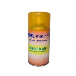 Carga ambientador insecticida