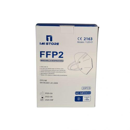 Mascarilla FFP2 caja
