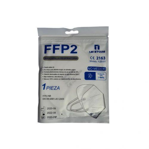 Mascarilla FFP2 sobre
