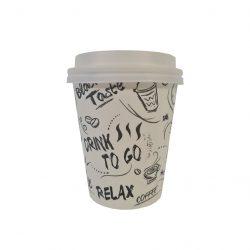Vaso café grande